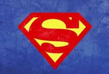Comics and Super Heros  / by Hannah Kreoger