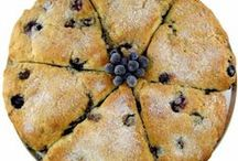 Bakery - Biscuits and Scones / Chemically raised sweet or savory breads
