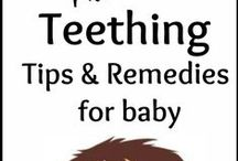 BABY - teething / Adam and Eve had many advantages, but the principal one was that they escaped teething / by Les Tutt