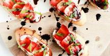 Appetizers/Finger Foods / Recipes for appetizers and finger foods when hosting a party. Recipes for everyday events or holiday events.