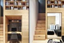 really small spaces