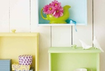Kids' Bedrooms / kids bedroom ideas, décor, decoration and organization for boys and girls / by Julie Meyers Pron
