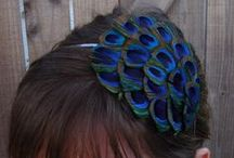 headdress!! / by dr. Mari