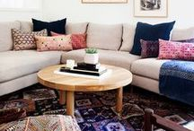 Living Rooms / by Suzanne Norman