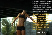 Fitness / by Jessica Mehrhoff