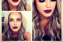 Hair & Makeup / by Nicole Bredahl