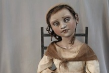 Dolls that make me smile / by Paula Carter