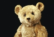 Vintage teddy bears / by Paula Carter