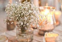 Wedding Décor / by Heather Brown