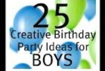 Bday Ideas {Kids & Adults}
