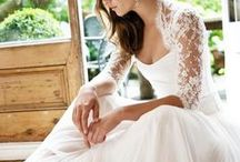 Wedding Dress / by Heather Brown
