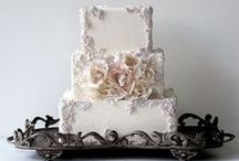 Wedding Cake / by Heather Brown