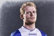 Chris Burke / by Birmingham City Football Club