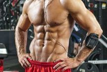 Men's Fitness / To be the best man you can be you must take care of you body and your health eating correctly and exercising.