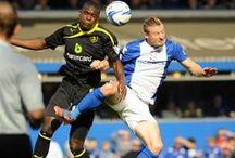 Former player - Wade Elliott / A selection of images of Birmingham City midfielder Wade Elliott.