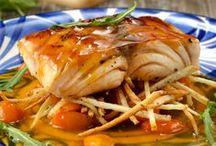 Recetas con pescados y mariscos / Disfruta de la Cuaresma con estas sencillas y deliciosas recetas. ¡Te encantarán!