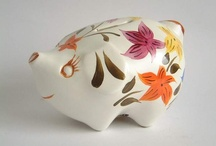 Piggy Banks / by Paula Carter