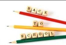 Back To School Ideas & Resources / by TeachHUB.com