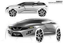 My works / Car Design works