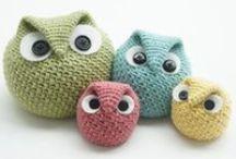 Crochet & Knitting / by Melinda Spinks