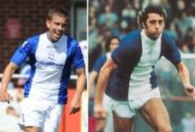 Blues kits / by Birmingham City Football Club