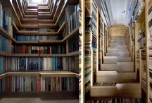 Kitaplıklar Aşkına! / Heyecan verici kitaplıklar.