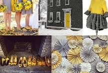 Sunflower in a Storm / Accessorize your home with pops of yellow against a soft gray palette to recreate the undulating rhythm of sun and shadow. Surya offers rugs, pillows, poufs and throws in this trendy color combo in a variety of patterns and constructions. Use them to balance your space with flickers of light and shade.
