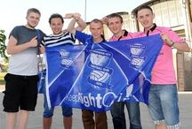 Blues fans / A selection of pictures of Birmingham City Football Club's loyal supporters - the Bluenoses!