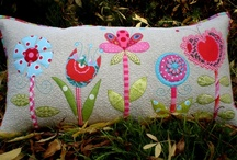 Cushions / by Paula Carter