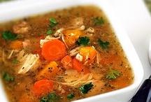 Soups & Chili / by Marcia Bryson