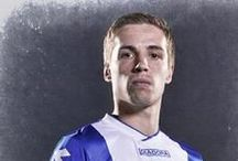 Mitch Hancox / by Birmingham City Football Club
