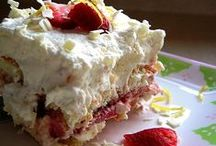 Cakes / by Venita Gilchrist