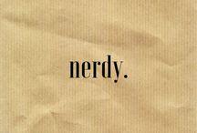 •nerdy•