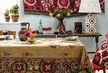 Bohemian / Boho, hippy, eclectic, ethnic / by DIY BOHO HOME