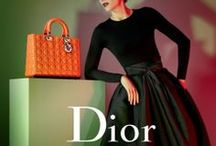 """Dior's Dynasty / """"Even when there are no more secrets, fashion remains a mystery""""  / by 💖💜LaToya LaTrice💚💖"""