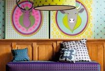 Decorating spaces