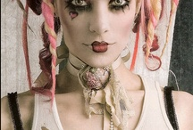 Costume Makeup / by Ghoulie Girls