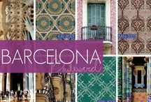 Barcelona Boulevard / Nestled along the northern Spanish coast, we find trend inspiration along the streets and building walls of Barcelona. Spirited shades of blue, gold, green and orange are brought together in a broad mix of designs from Moorish-inspired to contemporary. Surya interprets these colorful patterns into rugs and accessories to bring this versatile trend to your home.