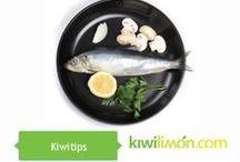 Kiwitips de Cocina  / Agrégale practicidad, facilidad y ahorro a tu cocina con estos consejos.