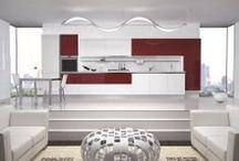 Stile Moderno / Un design ricercato, espressione del massimo design per soluzioni moderne ed all'avanguardia.