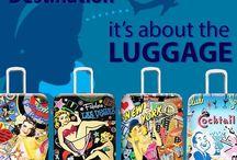 #NelsonDeLaNuez #Heys #luggage Collections / #NelsonDeLaNuez #Heys #luggage Collections