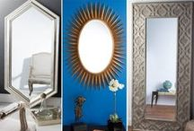 Wall Decor / Like a new coat of paint, accessories can change the entire look and feel of a room. And coordinating your Surya rug with a piece of wall decor can tie the entire room together. With over 700 designs, and custom sizing & framing, our wall art collection has a piece to match any interior. Surya's mirror collection includes an assortment of decorative frames, available in a variety of finishes and both beveled and non-beveled designs.