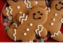 Galletas para Navidad / La más dulce fantasía hecha realidad, que tu hogar sea sinónimo de Navidad con estas recetas.