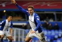 Former player - Brian Howard / by Birmingham City Football Club