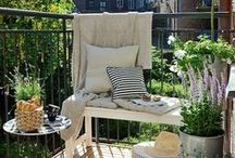 My Home Style Balcony, balcon, balkon, terraza.