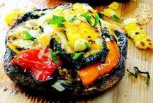 mat: vegetariskt
