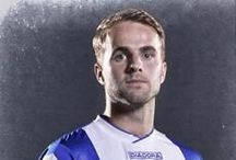 Andy Shinnie / by Birmingham City Football Club
