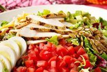 !Food! Salads & Dressing / by Fanny Alfonso