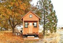 Tiny Home Movement / by Jac | TheVegetarianBaker