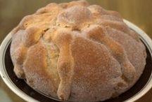 Recetas para el Día de Muertos / Pan de muerto, calaveritas de azúcar y más recetas para celebrar el día de muertos a la mexicana.